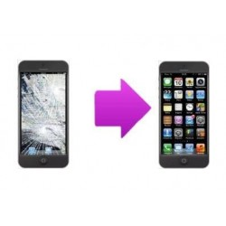 Reparation Ecran Lcd et Vitre Tactile iPhone 5C