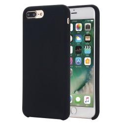 iPhone 8 Plus / 7 Plus Flex Pure Series Liquid Silicone Case - Black