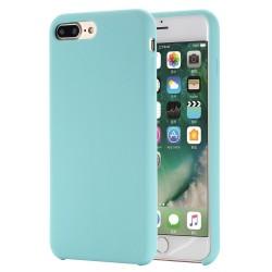 iPhone 8 Plus / 7 Plus Coque en silicone liquide Flexible Pure Series - Rose