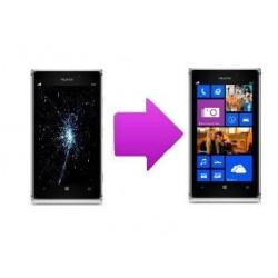 réparation bloc écran tactile + LCD Nokia Lumia 925