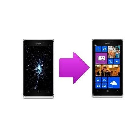 ade39f9b6bf3c0 Réparation Ecran Lcd et Vitre Tactile Nokia Lumia 925