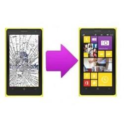 réparation bloc écran tactile + LCD Nokia Lumia 1020