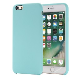 iPhone 6/6S Flex Pure Series Liquid Silicone Case - Cyan