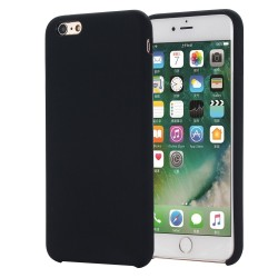 iPhone 6/6S Flex Pure Series Liquid Silicone Case - Black