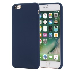 iPhone 6/6S Flex Pure Series Liquid Silicone Case - Blue