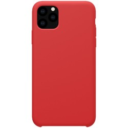 iPhone 11 Pro Flex Liquid Silicone Case - Red