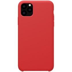 iPhone 11 Pro Max Flex Liquid Silicone Case - Red
