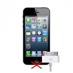 Remplacement connecteur de charge iPhone 4