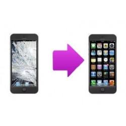 Reparation Ecran Lcd et Vitre Tactile iPhone 5