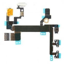 Flex Power Button Plug iPhone 5S