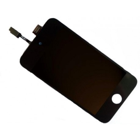 LCD screen and touchscreen assembled Apple ipod touch 4G