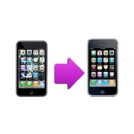 Remplacement vitre iPhone 3GS