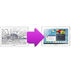 Remplacement vitre tactile Samsung Galaxy Tab 10'' P7500