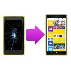 réparation bloc écran tactile + LCD Nokia Lumia 1520