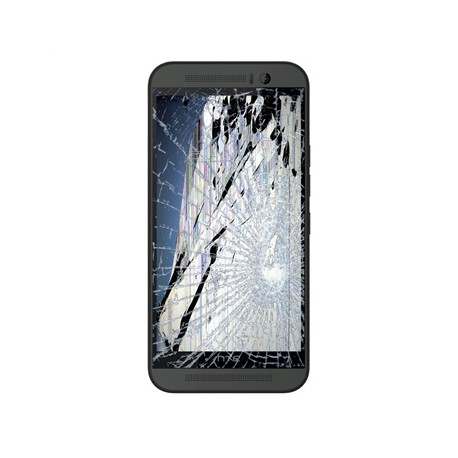 Lcd and Glass Touchscreen repair Htc One M9