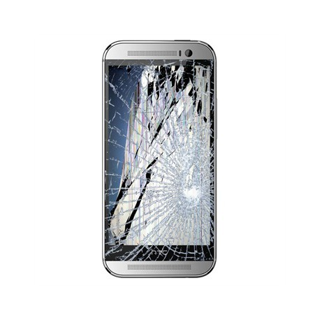 HTC One M8 Lcd and Touch Screen Repair