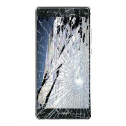 Reparation Ecran Lcd et Vitre Tactile Huawei Ascend P9