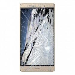 Reparation Ecran Lcd et Vitre Tactile Huawei Ascend P8
