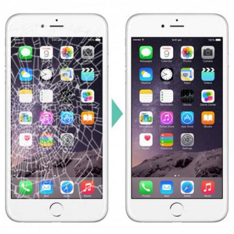 changement vitre/LCD iPhone 6