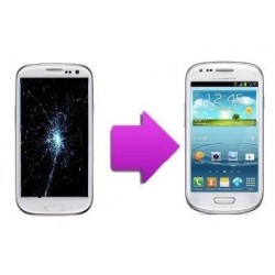 Reparation Ecran Complet Samsung Galaxy S3 mini