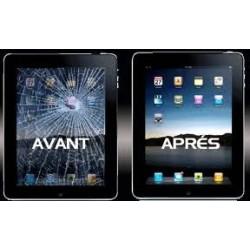 Remplacement vitre iPad 1