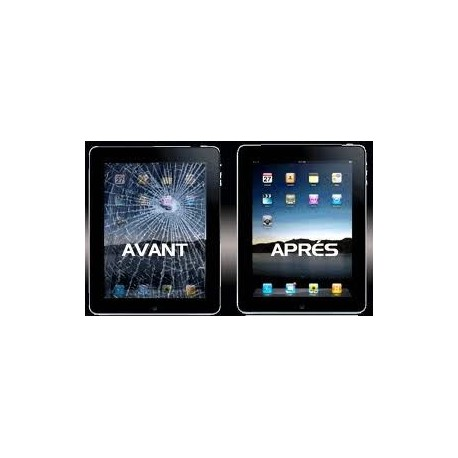 Remplacement vitre iPad 2