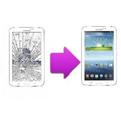 Remplacement vitre samsung galaxy tab 3 7'' P3200